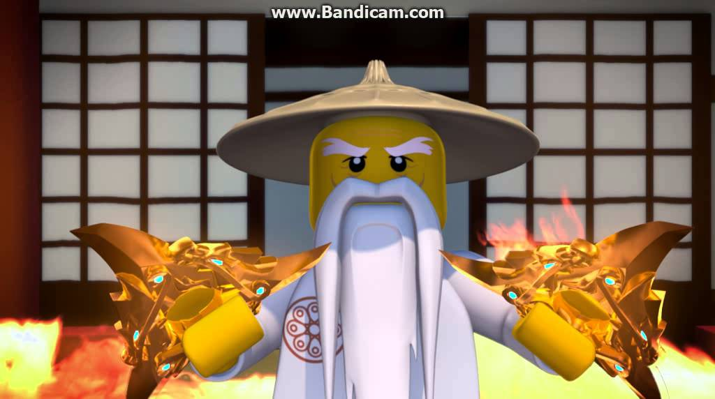 Lego ninjago some sensei wu quotes youtube - Sensei ninjago ...
