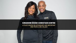 Kingdom House | More Power To You - Be Strong  l Pastor Rob Meikle | Aug 23rd 2020