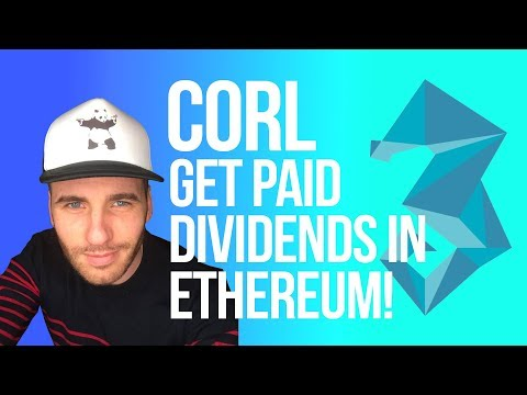 Corl | The First Company to Issue 100% Equity Ownership on the Blockchain! | Airdrop and ICO review.
