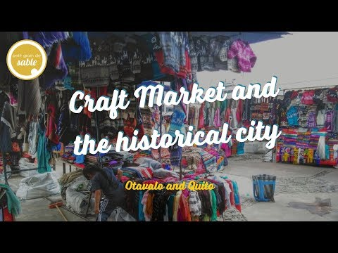 Insider Tip : Otavalo and Quito - Craft Market, Waterfall and the historical city