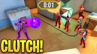 Valorant: WHEN PLAYERS HARD CARRY..!! - 500 IQ Tricks & OP Plays - Valorant Highlights Montage
