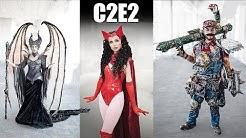 C2E2 2020 Cosplay Music Video - Chicago Comic-Con