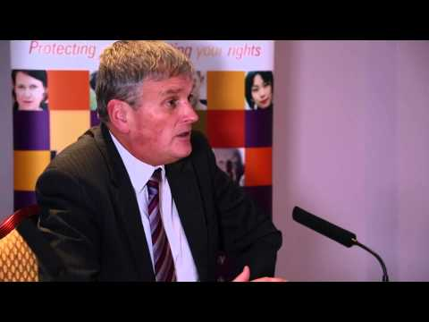 Belfast Day 12: Minister for Health Social Services and Public Safety