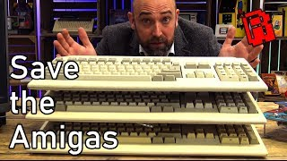 Can we save the Amigas for the Museum of Computing?