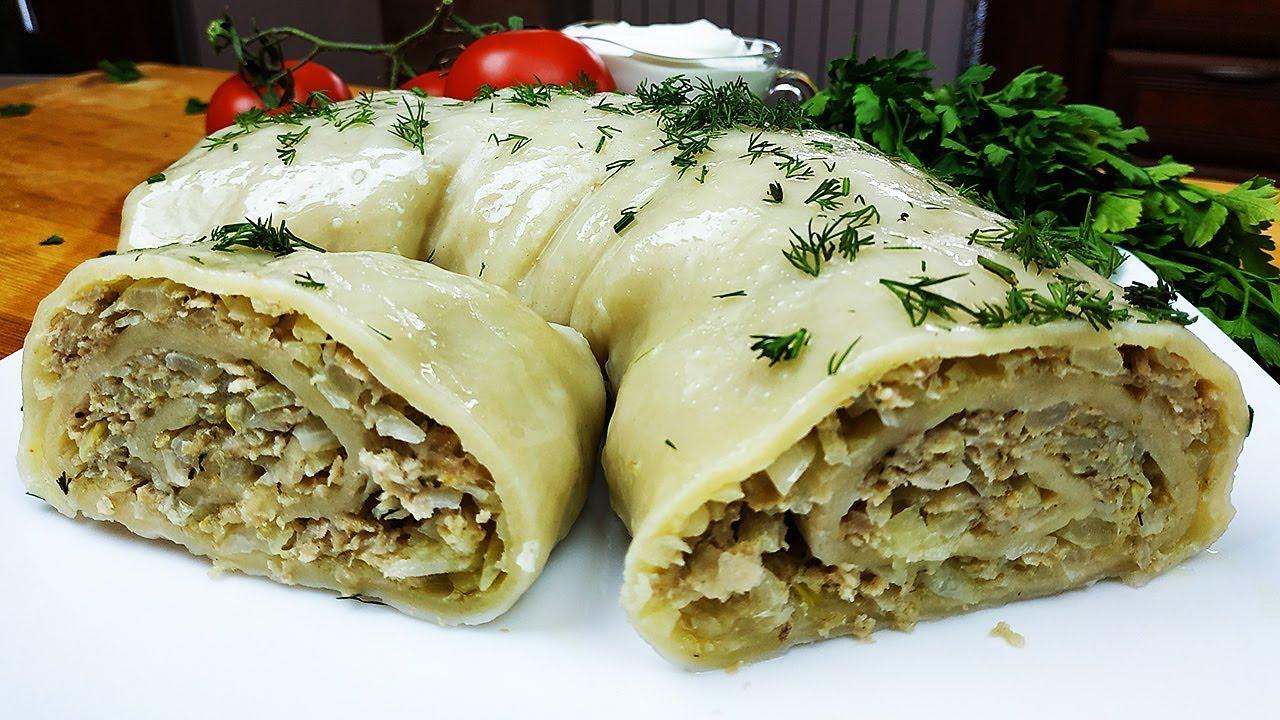что ещё ханум узбекский рецепт с фото живую еще