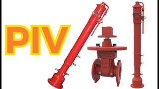 Fivalco Post Indicating valve