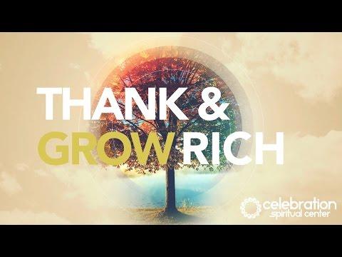 New Thought Sermon: The Physics of Gratitude