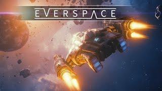 Everspace игра просто космос|Открыл новый тяжелый корабль|