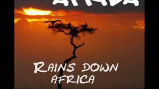 Toto - Rains down Africa (Electro remix)