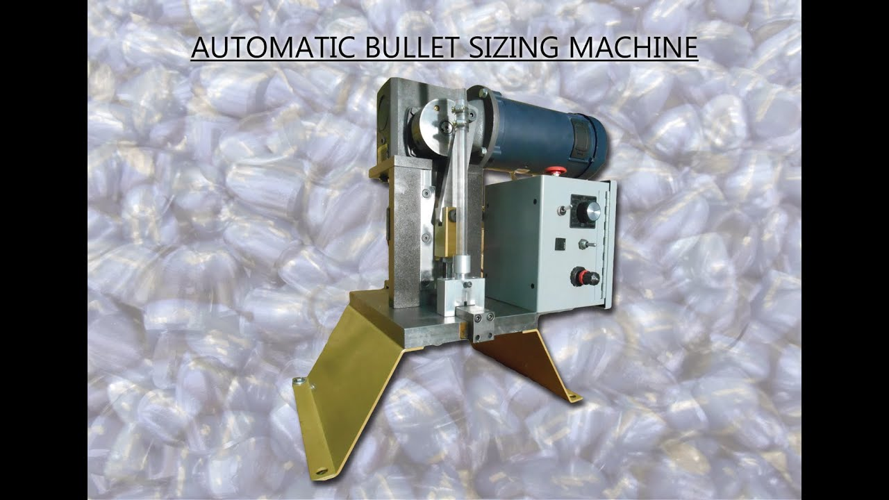 automatic bullet machine