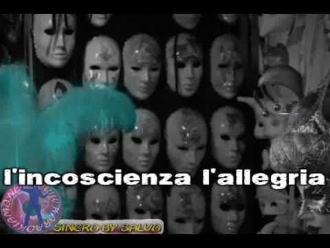 Ornella Vanoni - La Voglia La Pazzia (con cori) (karaoke - fair use)