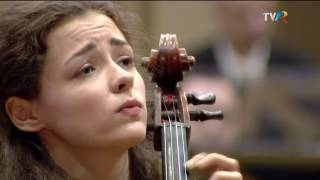 Edward Elgar, Cello concerto from the Romanian Athenaeum hall