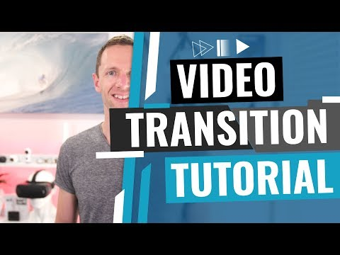 Easy Video Transition Effects (Tutorial!) thumbnail