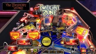 Pinball Arcade - Twilight Zone PC Gameplay