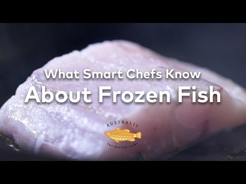 What Smart Chefs Know About Frozen Fish