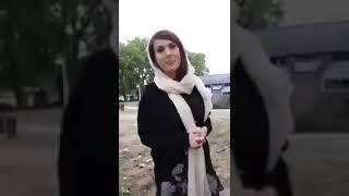 reham khan beaten by indian citizen during interview