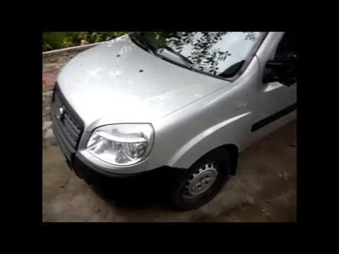 Fiat Doblo замена зеркала двери