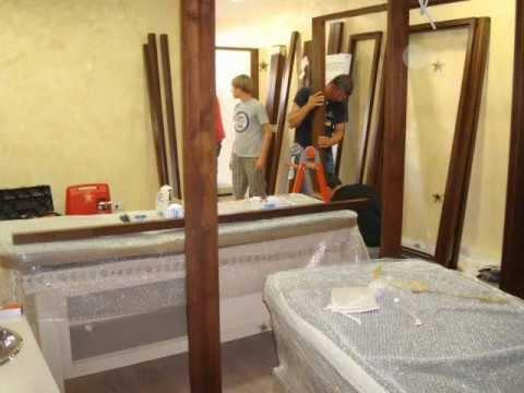 In soli 45 mq arredamento centro estetico solarium for Arredamento centri estetici