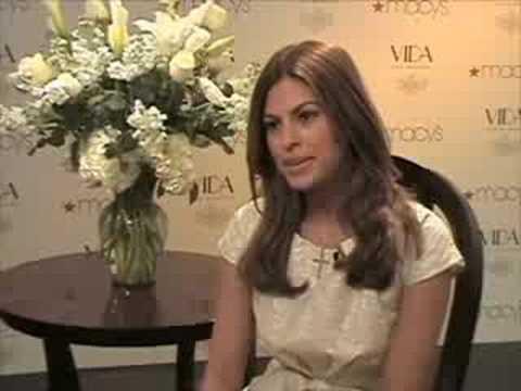 Eva Mendes Interview- Viva Fashion Blog