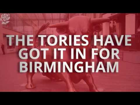 The Tories have got it in for Birmingham