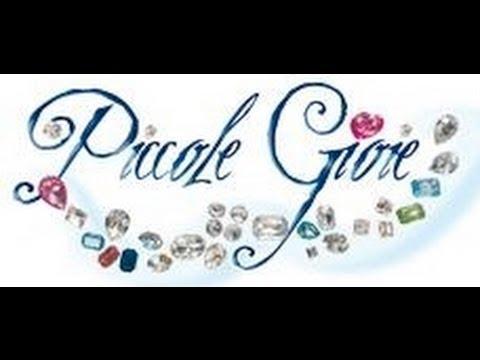 Video Review: negozio online componenti bijoux Piccole Gioie  (argento 925 caucciù)