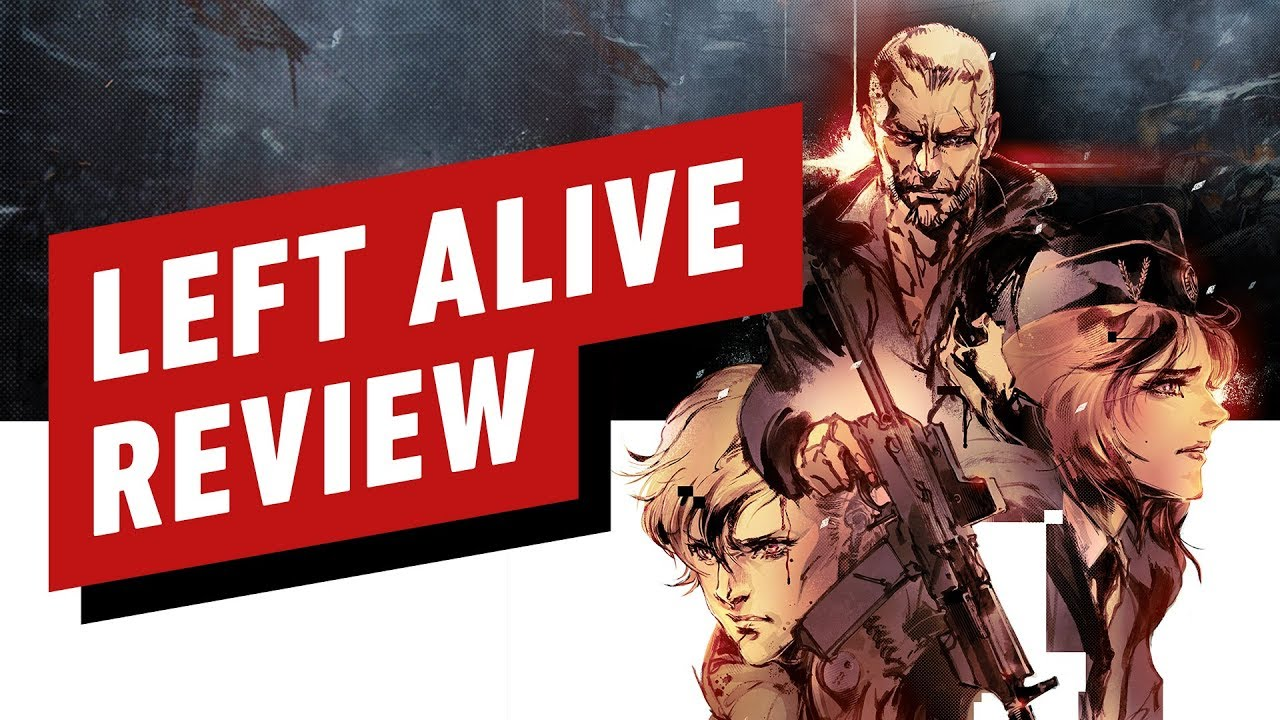 Left Alive Review Youtube