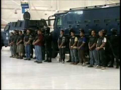 """SSP - Policía Federal captura 11 integrantes de """"La Resistencia"""""""