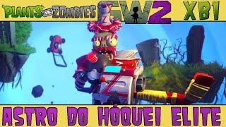 Plants vs. Zombies Garden Warfare 2 - Astro do Hóquei Elite