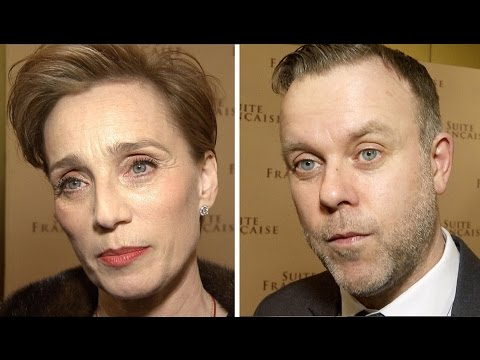 Suite Francaise Premiere Interviews