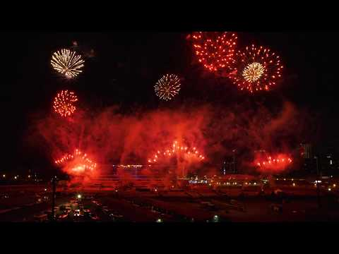 Calgary Stampede 2017 Fireworks Day01 (Planning that perfect photo?)