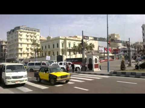 اروع فيديو عن مدينة الاسكندرية  2 Alexandria