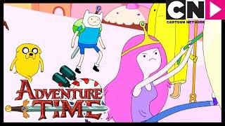 Время приключений | Нечто большое | Cartoon Network