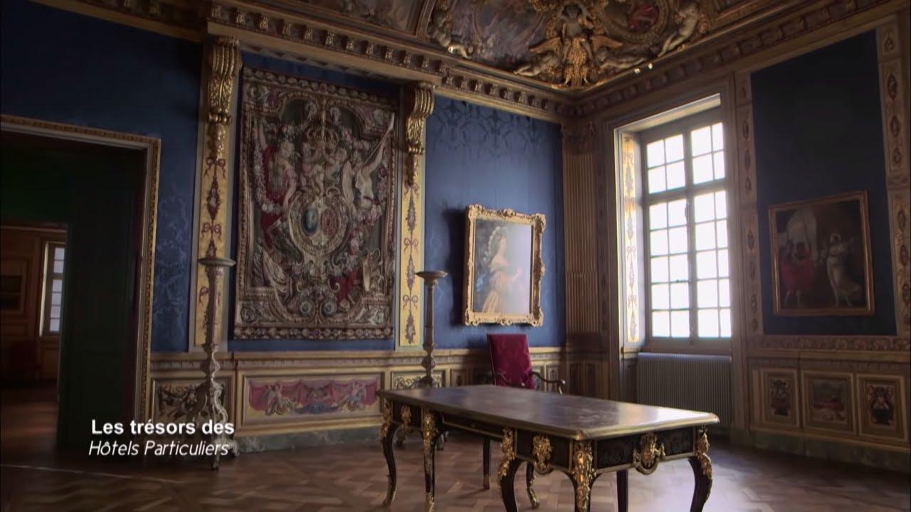 Les trésors des hôtels particuliers : Du Marais aux Champs Elysées