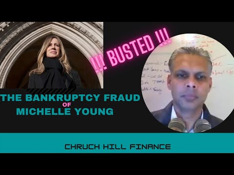 Bankruptcy Fraud of Michelle Young