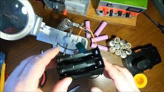 Жөндеу батарея шуруповерта