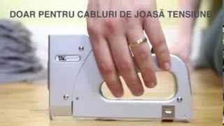Capsatorul de cabluri Combi TACWISE Thumbnail