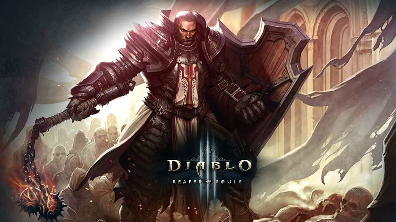 diablo 3 ndash crusader - photo #25