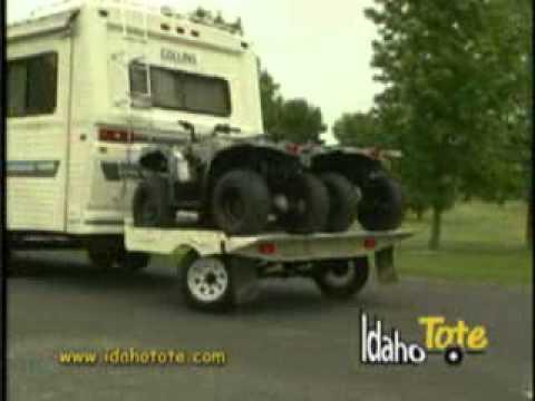 Idaho Tote