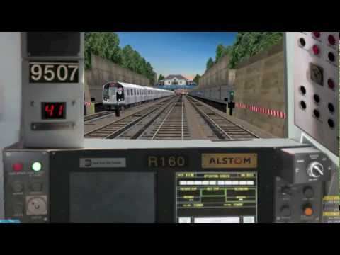 NYCTA Q Line for OpenBVE