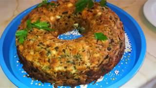 Закусочный пирог из печени.Рекомендую!