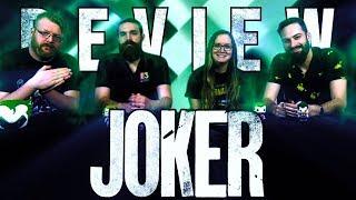 Joker (2019) - MOVIE REVIEW [No Spoilers]