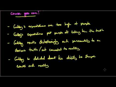 Higher English - Prose critical essay - Analysis
