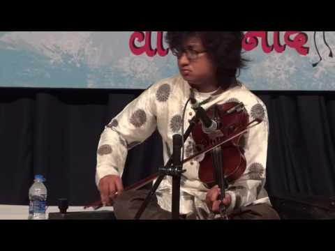 Manas Kumar's Desh Raag Live with Pt. Ram Kumar Mishra
