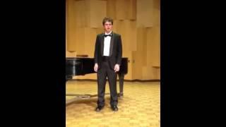 Brandon Keith Biggs CSUEB Junior Recital part 9