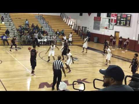 Emory Johnson - MLK Jr High Basketball