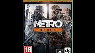 Baixar Metro: Redux -  Unboxing (Xbox One)