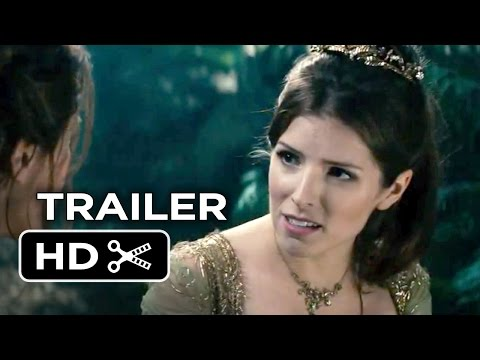 Thumbnail: Into the Woods Official Trailer #1 (2014) - Anna Kendrick, Johnny Depp Fantasy Musical HD