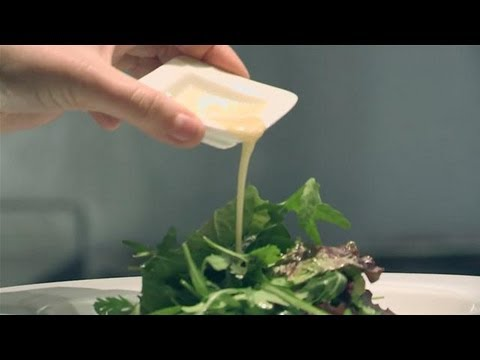 How To Prepare Oil And Vinegar Dressing