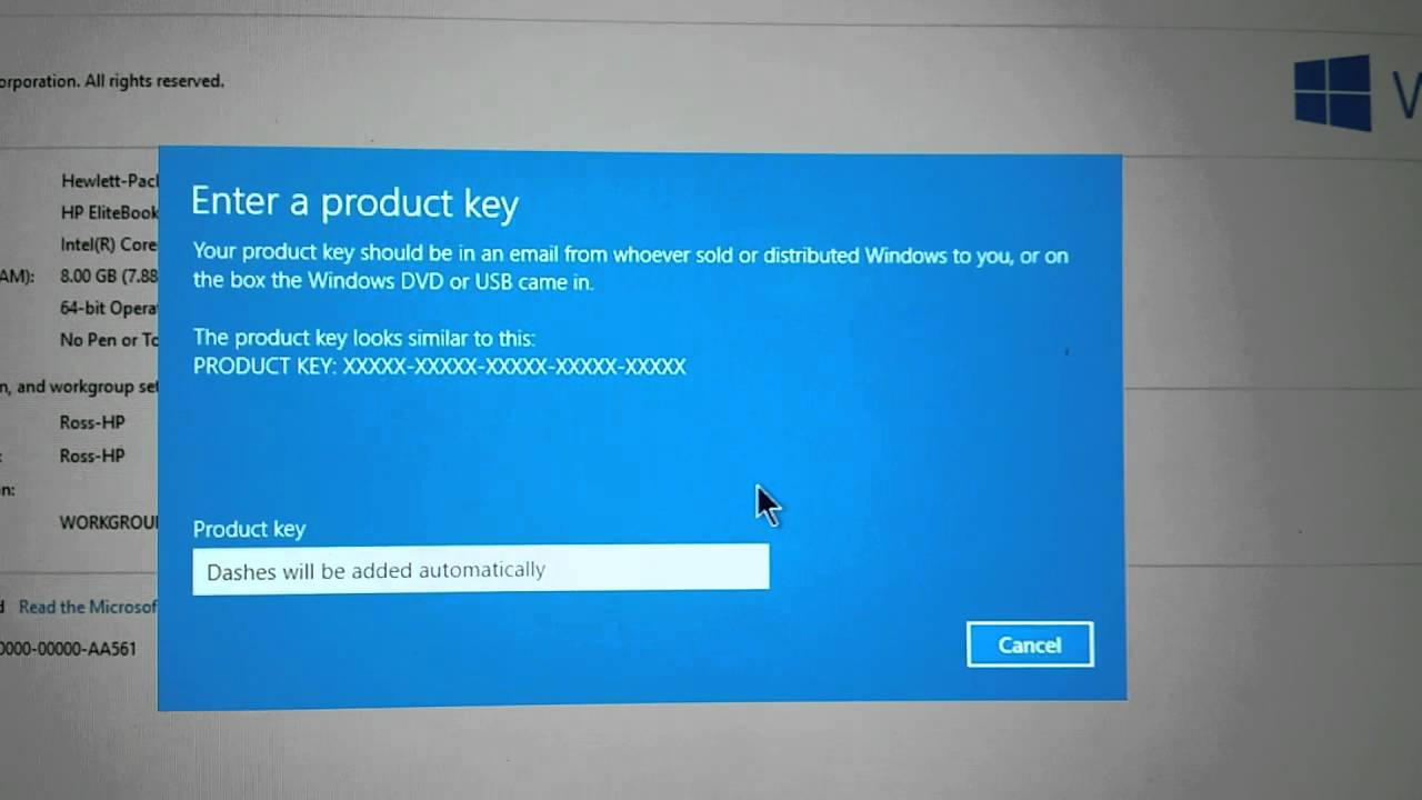 Re activate windows 10 after system bd replacement youtube re activate windows 10 after system bd replacement ccuart Images