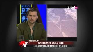 Lugares más misteriosos del mundo: Líneas de Nazca, Perú